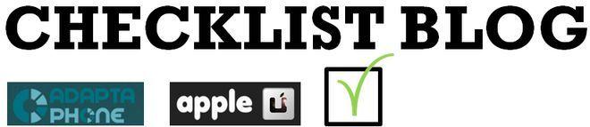 Checklist para adaptar tu blog a las nuevas tendencias y exigencias del 2012