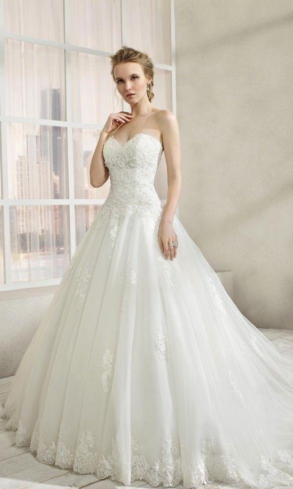 Vestidos de novia lindos 2019