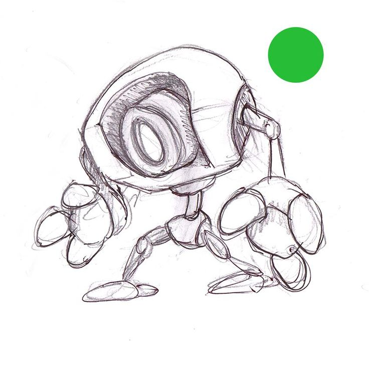 Learn how to draw robot concepts on sketchbuddy.com #drawing #art #tutorial