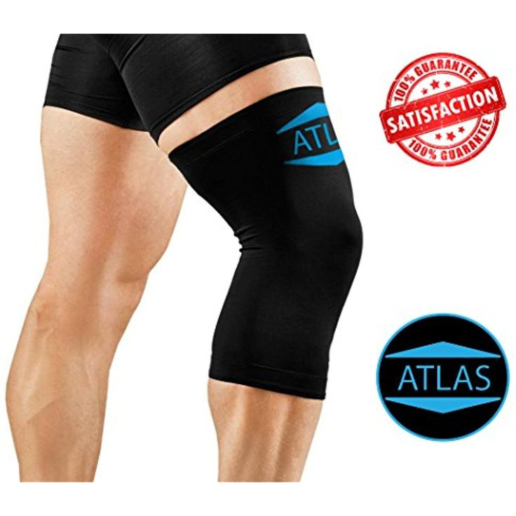 Atlas copper compression knee sleeve large you can get