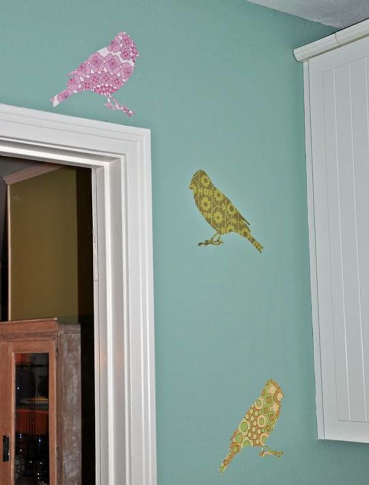 How To Make Wallpaper Decals — Home Hacks
