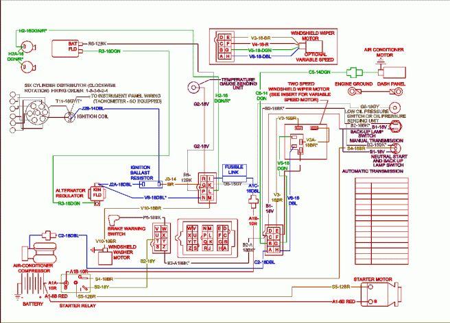 79 Camaro Wiring Diagram
