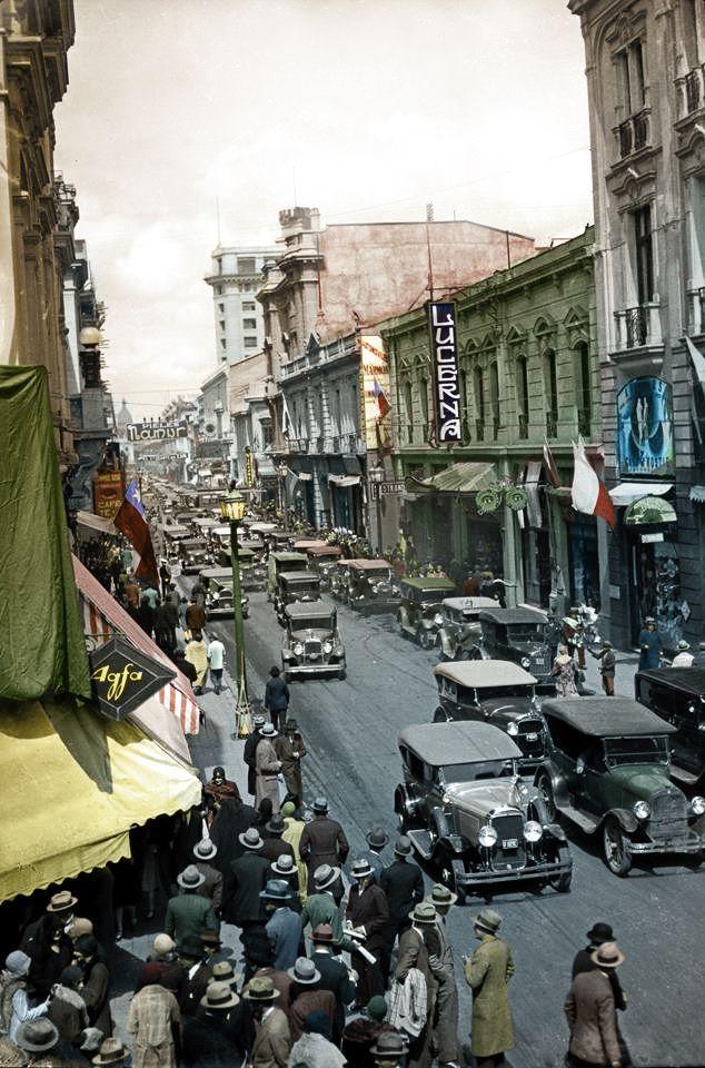 santiago 1930