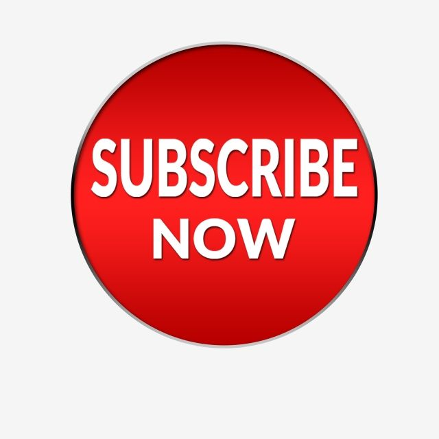 Youtube Subscribe Round Icon Attractive Button Subscribe