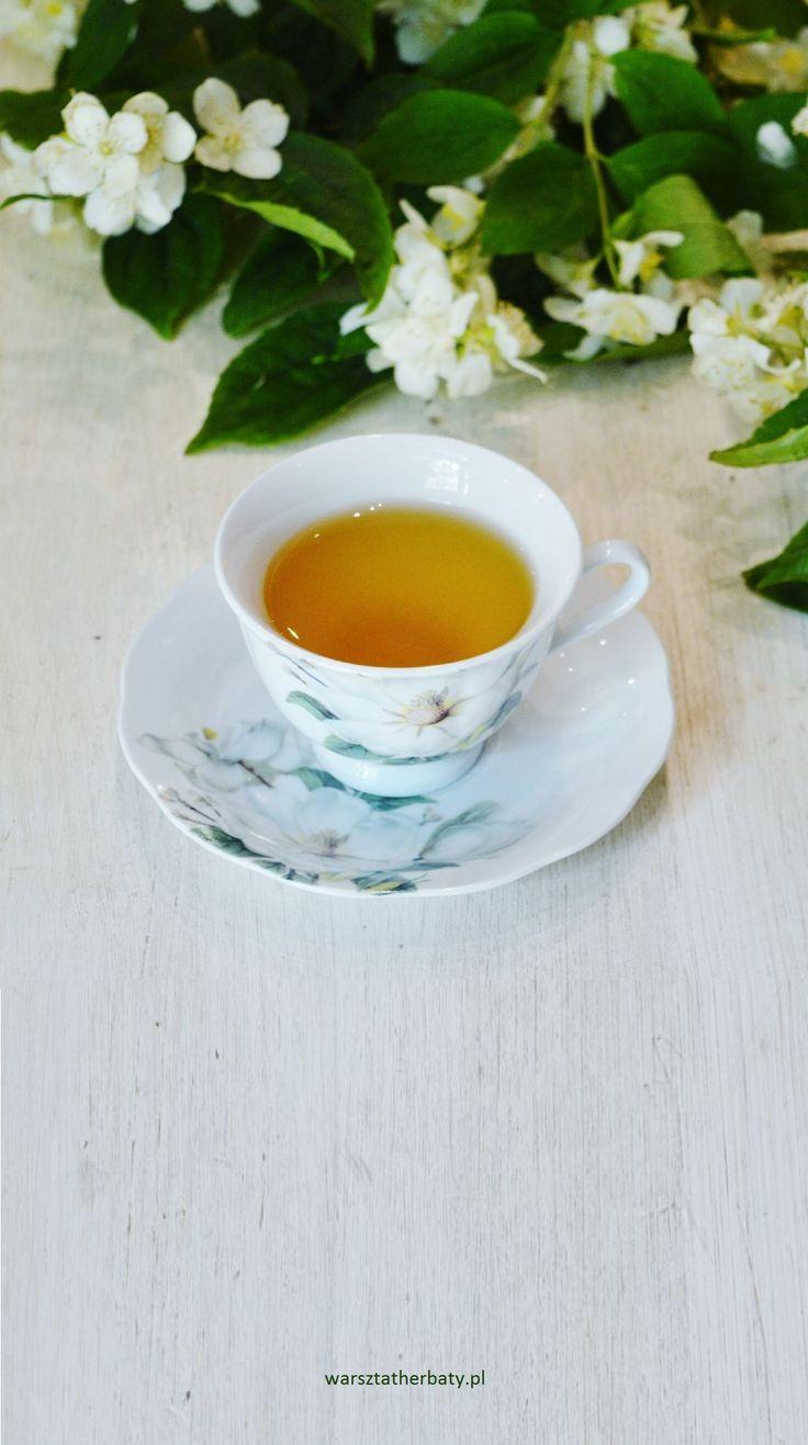 Jaśminowa herbata. Jasmin Tea