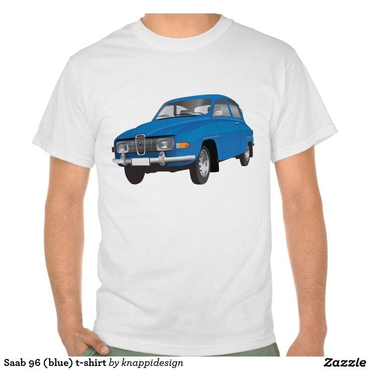 Saab 96 (blue) t-shirt  #saab #saab96 #automobiles #automobile #tshirt #tshirts #bilar #car #tröja #skjorta #tpaita #sweden #svenska #sverige #swedish  https://automobile-t-shirts.blogspot.fi/search/label/Saab
