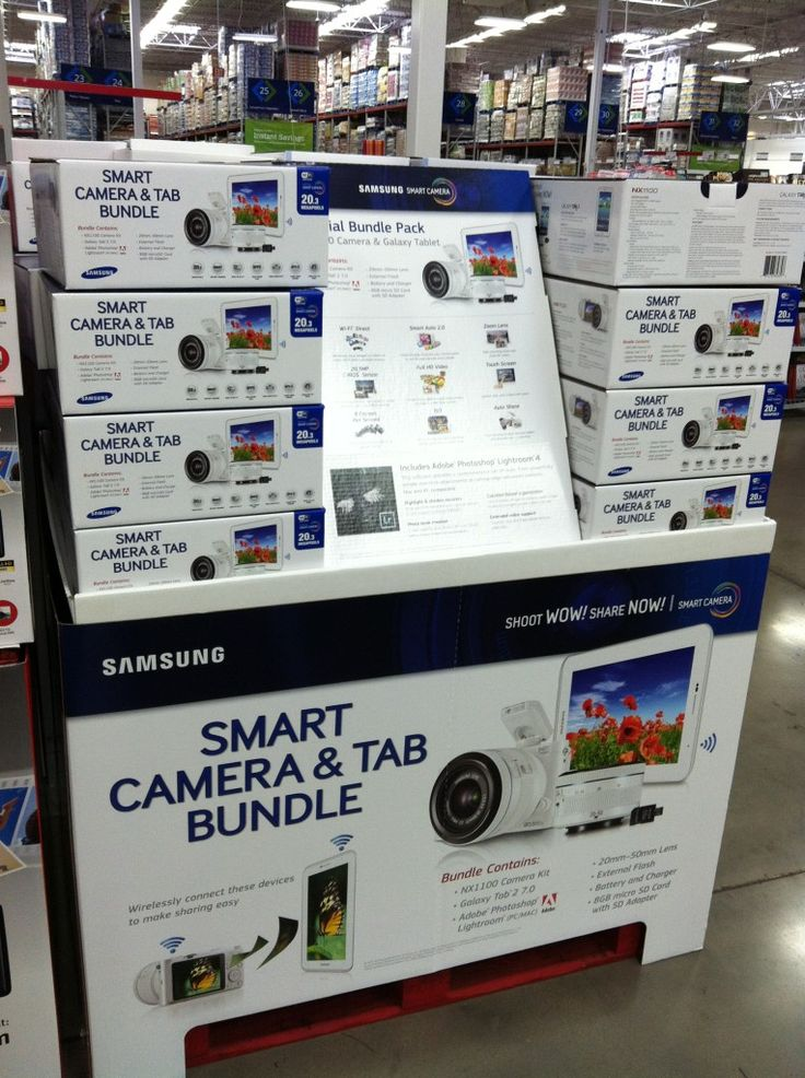 Samsung Galaxy Tablet and Smart Camera Bundle Review - The Cards We Drew
