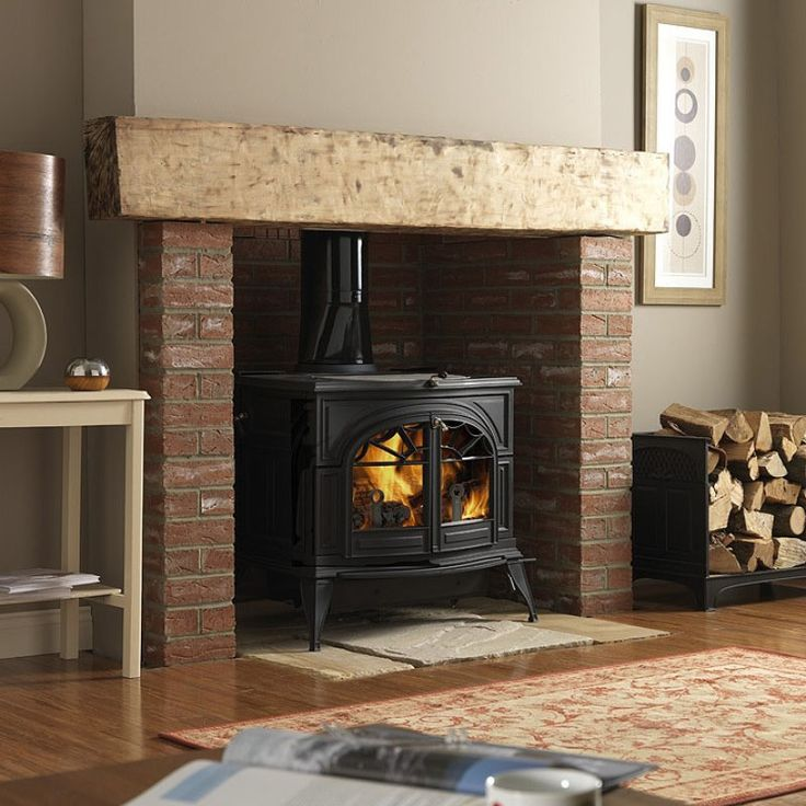 Vermont Defiant Two-In-One Wood Burning Stove