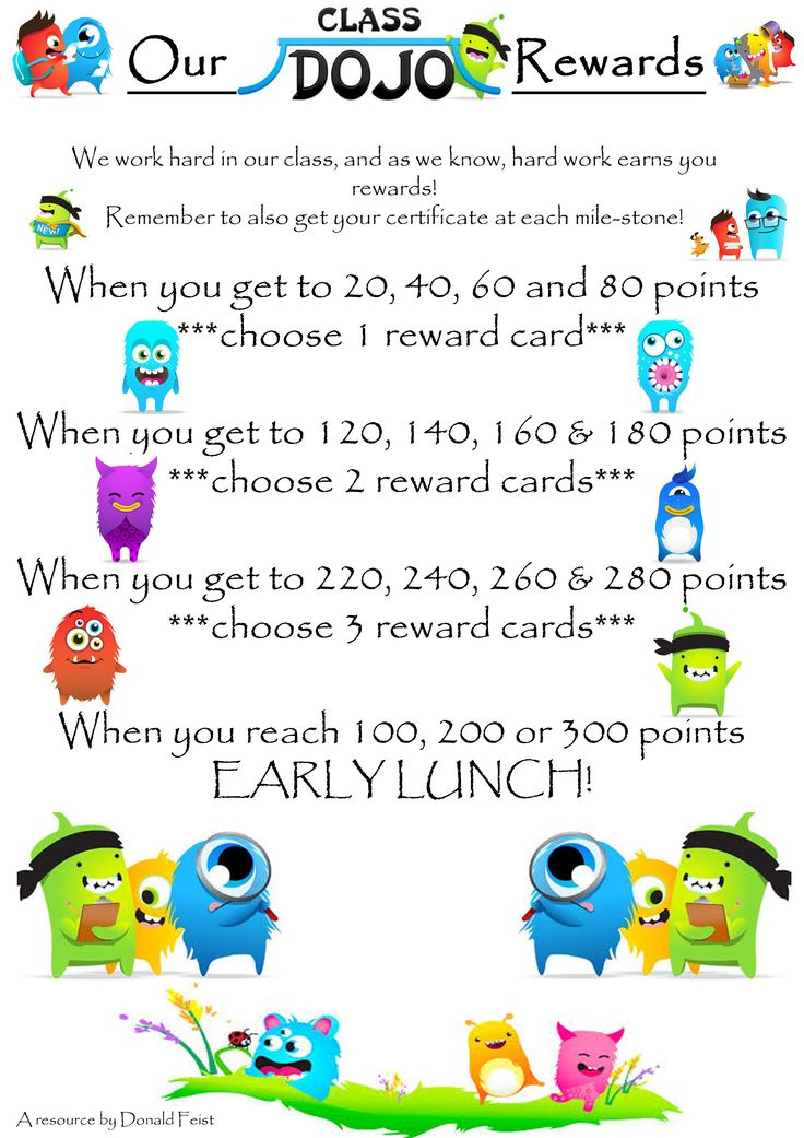 Revised copy of my class reward chart for use with Class Dojo points. Really motivating the children already :)