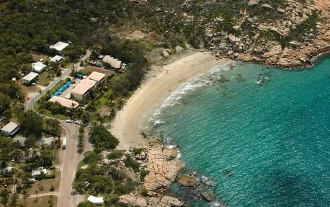 Another beautiful beach Rose Bay, Qld, Australia