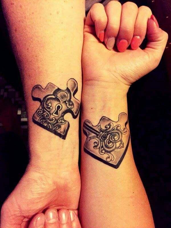 Marriage tattoo