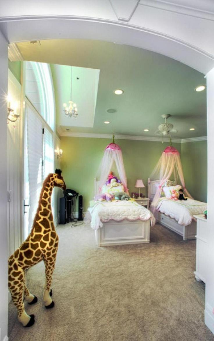 61 best little girl bedroom ideas images on pinterest children little girls bedroom