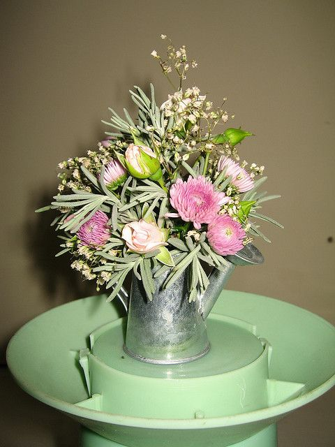 17 best images about miniature flower arrangements on for Arrangement petite cuisine