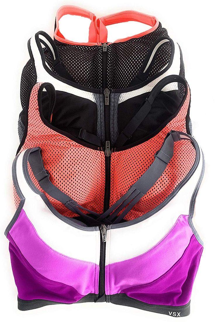Victoria's Secret Knockout Front Close Sport Bra Bundle