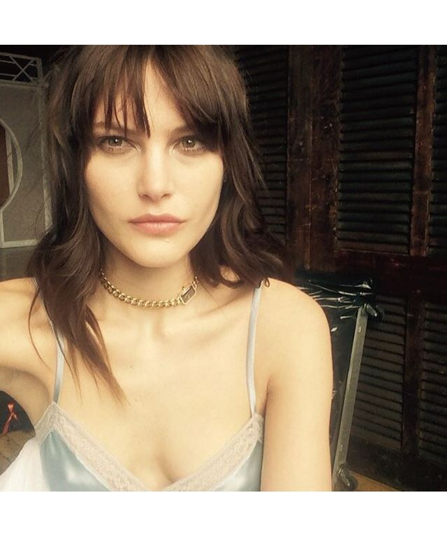 Girl Power: Bisexual Aussie model Cat McNeil has previously dated Ruby Rose  and Freja Beha