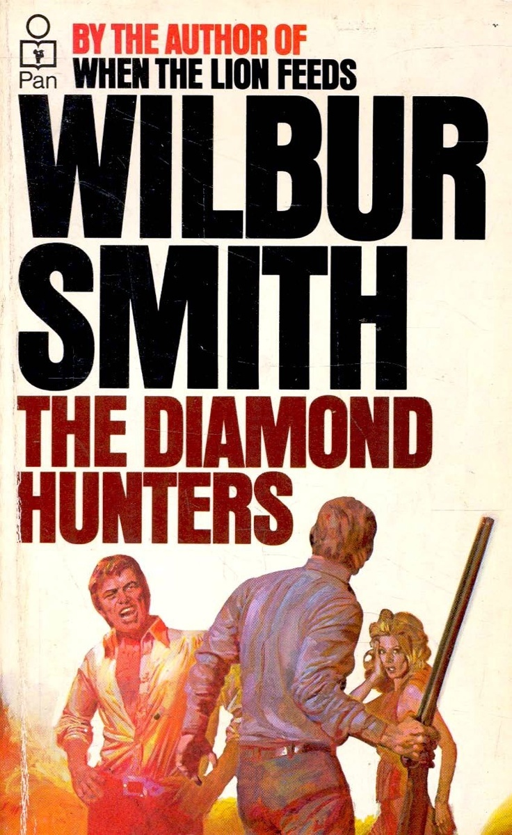 Wilbur Smith books... all of them!
