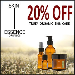 Save 20% on Skin Essence Organics - another recruit exclusive! :D