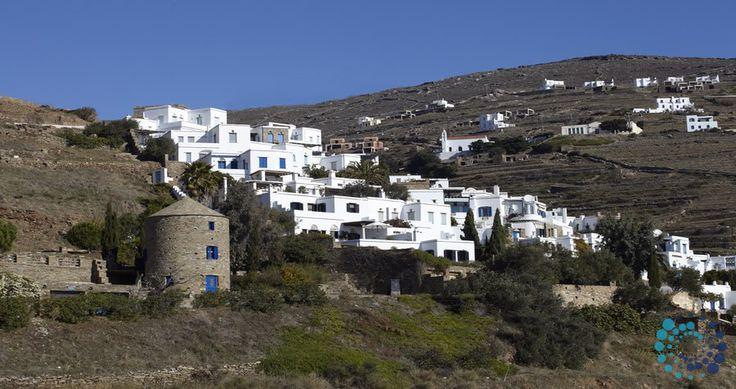 "Welcome to the ""Villa Thia"" in Tinos, Greece. Your #luxury #villa #rent #greece #greek #island #vacances #grece #mygreekvilla #alouer"