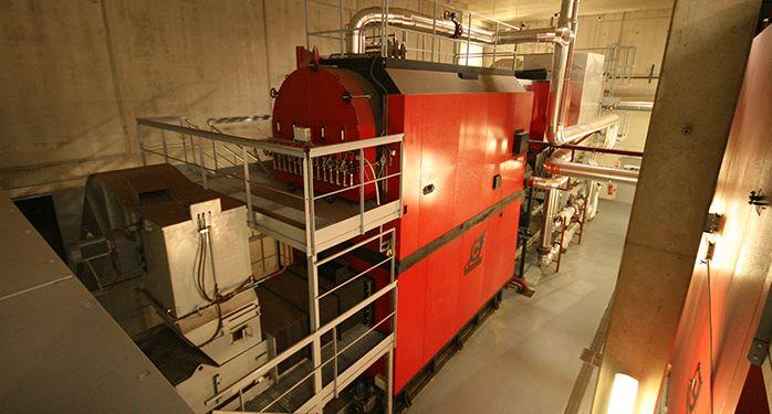 Chaudière Compact bois et biomasse http://www.compte-r.com/chaudiere-bois-biomasse/compact/energie/