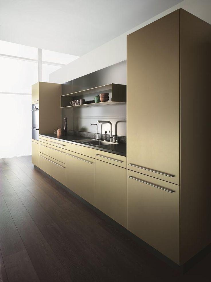 91 best küche images on Pinterest Kitchen, Live and Green - moderne kuchen forster