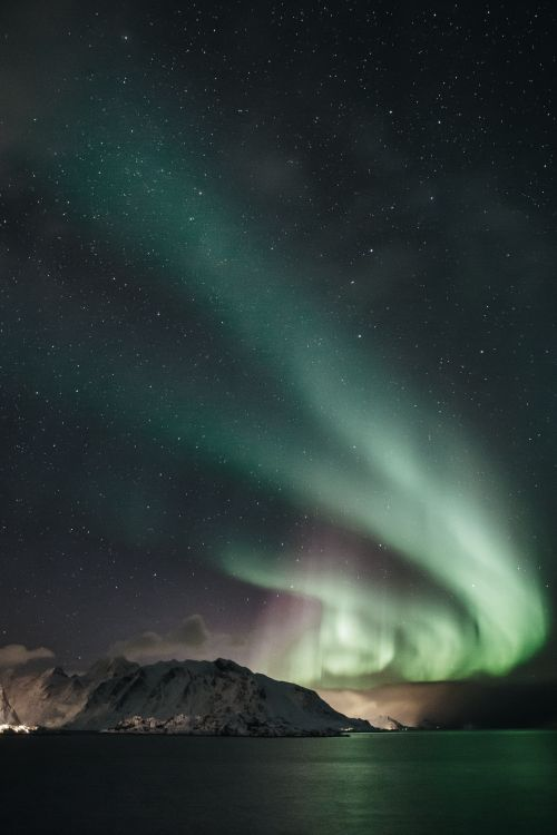 """classyxsexxy: """" The Northern Lights 