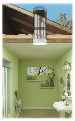 69 best images about daylight in windowless rooms on for Windowless bathroom design ideas