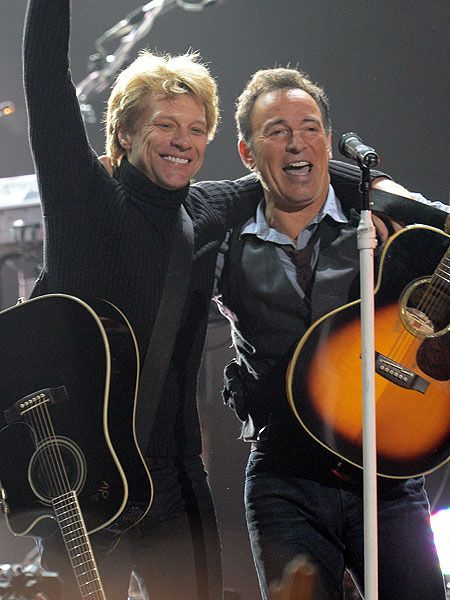 STILL ROCKING AFTER ALL THESE YEARS!  Jon Bon Jovi on '121212' Concert: 'It Was Crazy, What a Night!'