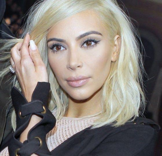 Who else is LOVING KK's new look!? #KimKardashian #BlondeHairDon'tCare #xbaustralia @KimKardashian @xbaustralia www.xbaustralia.com.au