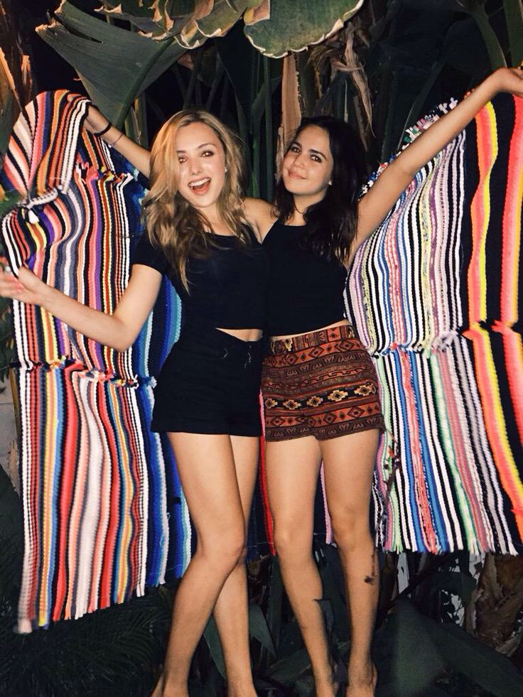 Bailee Madison / Peyton List