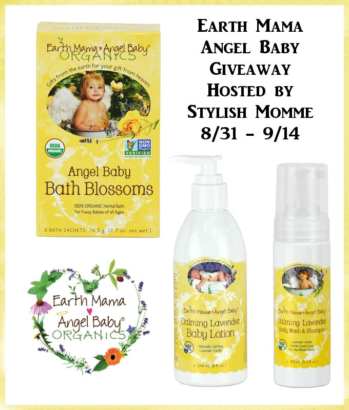 Earth Mama Angel Baby Giveaway 09/14 ~ Tales From A Southern Mom