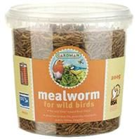 World Source Partners - Mealworms Tub - 7 oz - 745487045136.  • Freeze Dried Meal Worms With High Concentrate Of Protein.