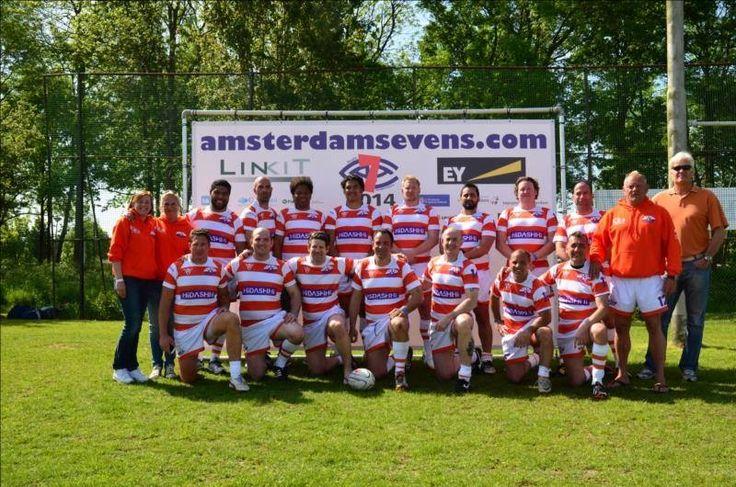 Vets4KiKa team 2014