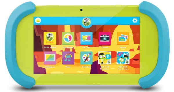 Educational Content: PBS KIDS, which provides connected learning for children, announced Monday the launch of its first tablet: the Playtime Pad.