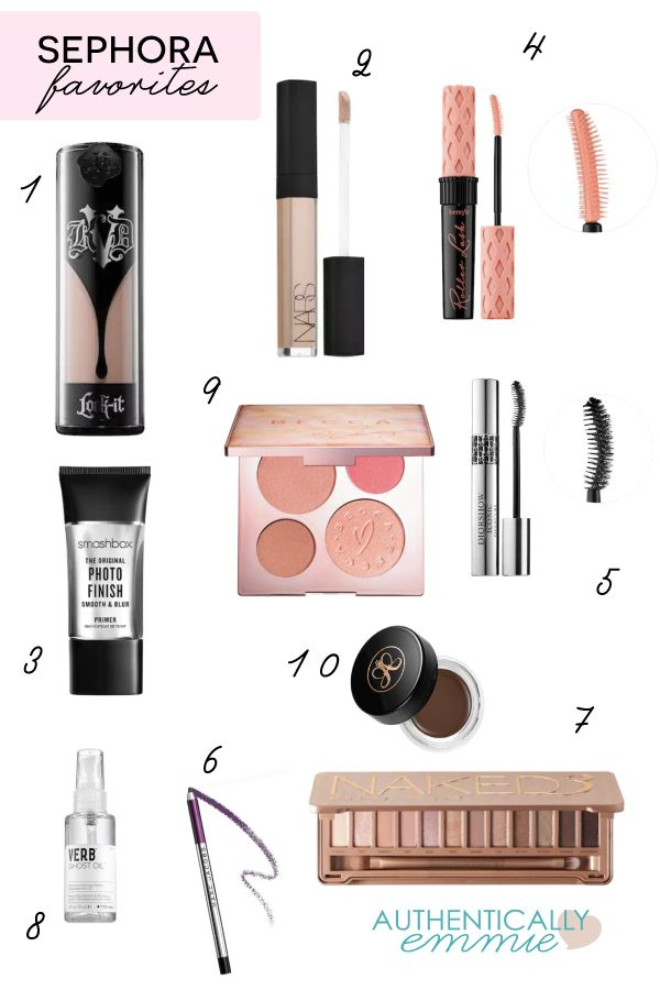 My Sephora Favorites Spring Bonus Sale Sephora Classic Makeup