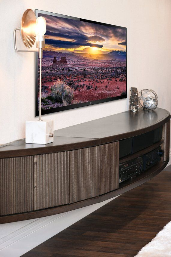 Pin By Chuck On Furniture Ideas In 2020 Modern Entertainment Center Floating Entertainment Center Wall Mount Entertainment Center