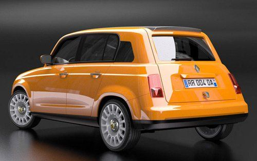 renault 4 concept: French Vehicle, Cars Bikes, Renault Concept, Concept Cars, Beautiful Cars, David Obendorfer, 2014 Renault, Automoviles Europeos, Renault 4L