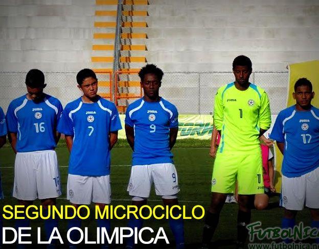 Segundo Microciclo De La Ol�mpica