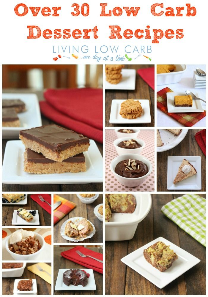 Desserts Dessert Recipes 30 Lowcarb Healthy Recipe Low Carb