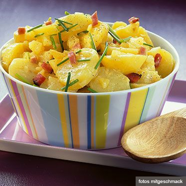 Original Bavarian potato salad