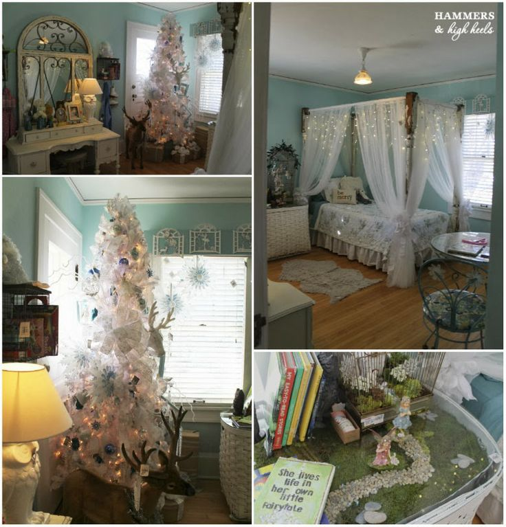 Hammers and high heels holiday decor galore a look at for Decor galore