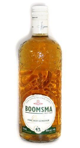 Boomsma - Oude Genever Gin 80 Proof