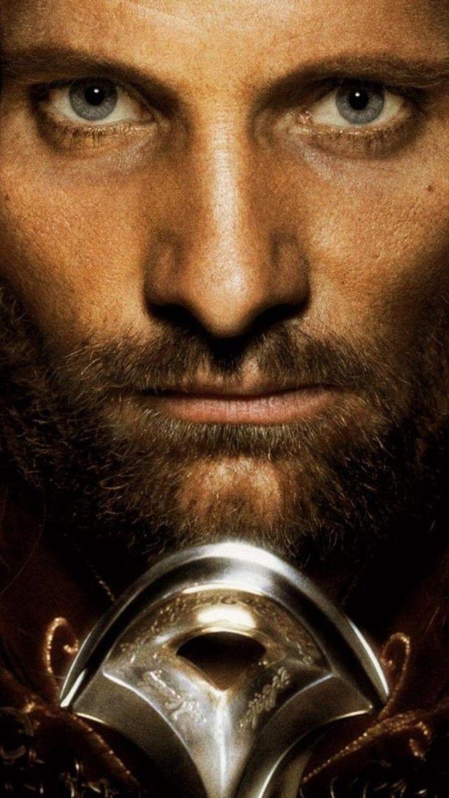 Viggo Mortensen as Aragorn Wallpaper HD 4K for Mobile