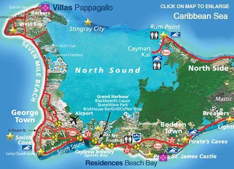 Best Cayman Islands Ideas On Pinterest Grand Cayman The - Cayman islands map caribbean