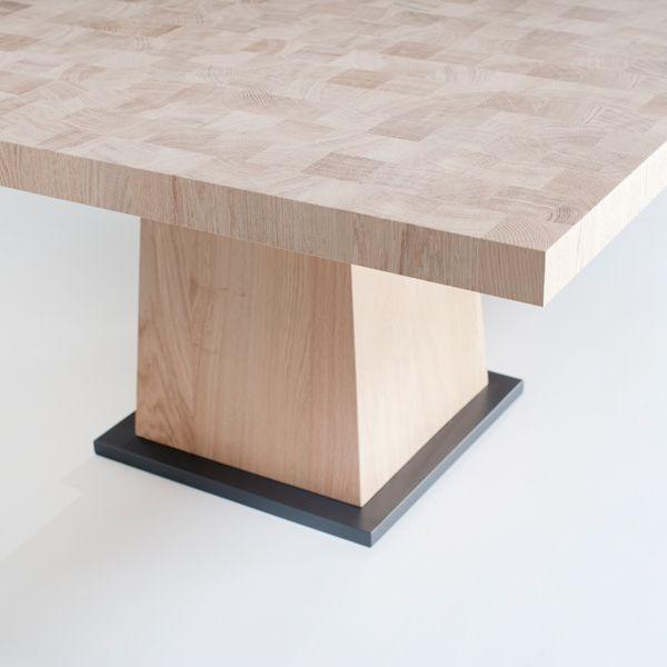 KOPS tafel vierkant | Van Rossum MeubelenVan Rossum Meubelen