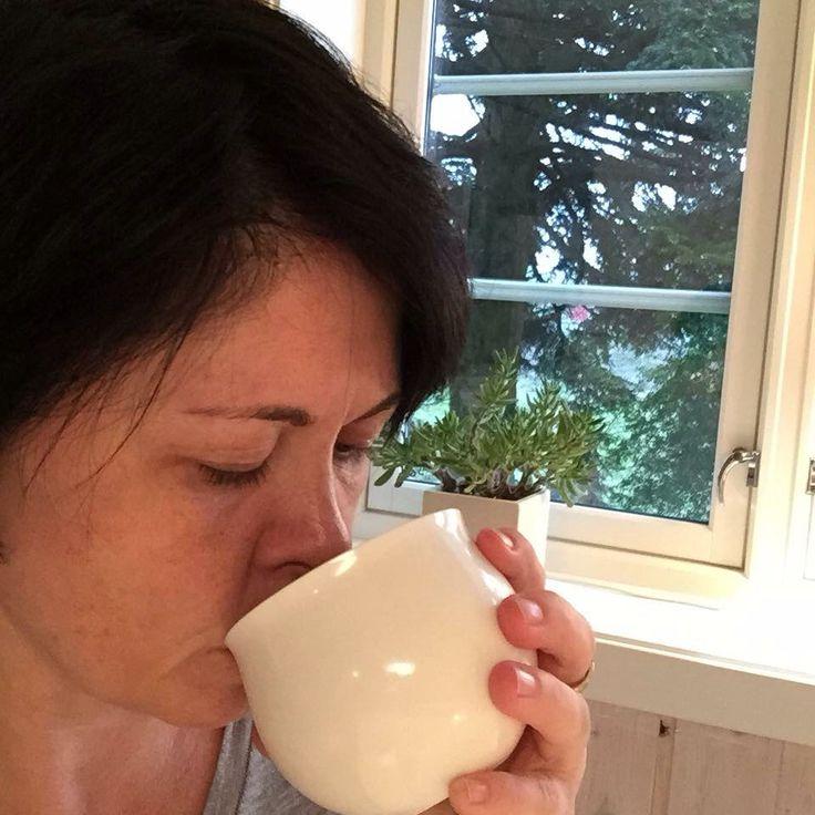"""The cup"" by Rita Egren, porcelain."