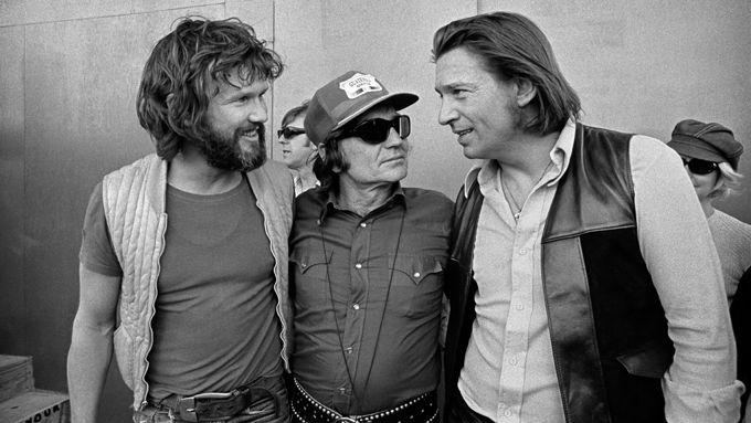 Billy Joe Shaver Willie Nelson   Kris Kristofferson, Willie Nelson, and Waylon Jennings
