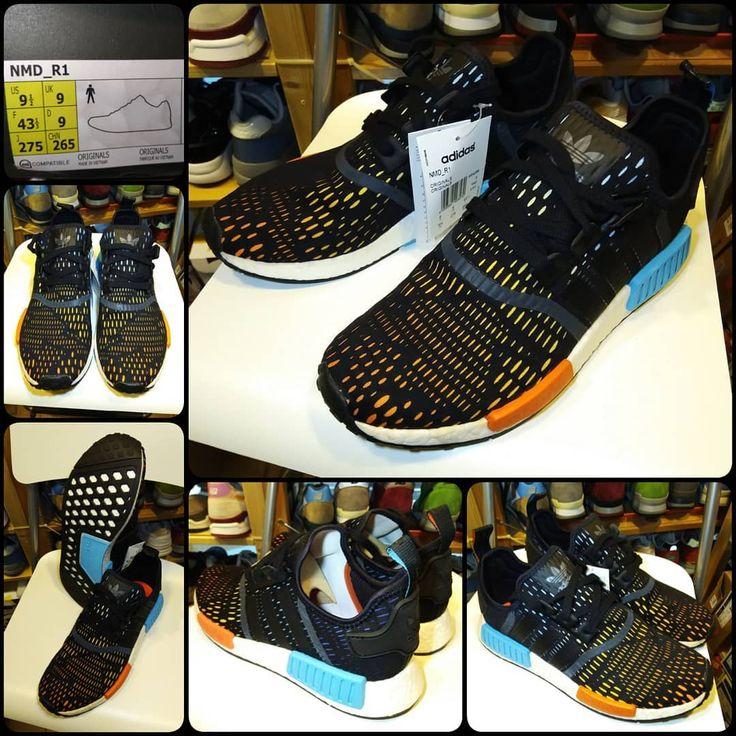 Adidas NMD_R1 BB4296 Rainbow 歐洲别注 Footlocker Exclusive us9.5 uk9 43 1/3 27.5cm HKD$1380  #adidas #NMD #NMDRunner #BB4296 #R1 #FootlockerExclusive #Footlocker #歐洲别注 #rainbow #knit #chukka #yeezy #boost #pk #footlocker #nicekicks #runner #vapormax #hkshop #hksneaker #sneakers  #igshop #igseller #hksb #hksg #onlineorder #onlineseller #igonlineseller #VDKicks #深水埗深之都2樓59號舖