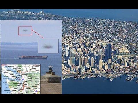 "US Test Of Massive ""UFO"" Sparks Panic In Washington"
