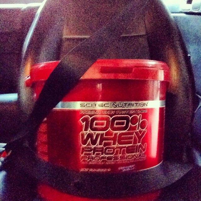 Flashback Friday - taking no risks when transporting fresh protein.