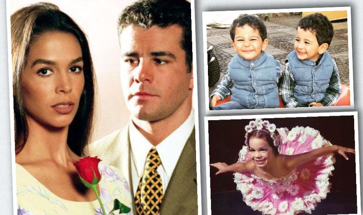 De niños a adultos: así ha crecido la familia Capetillo Gaytán - Univision